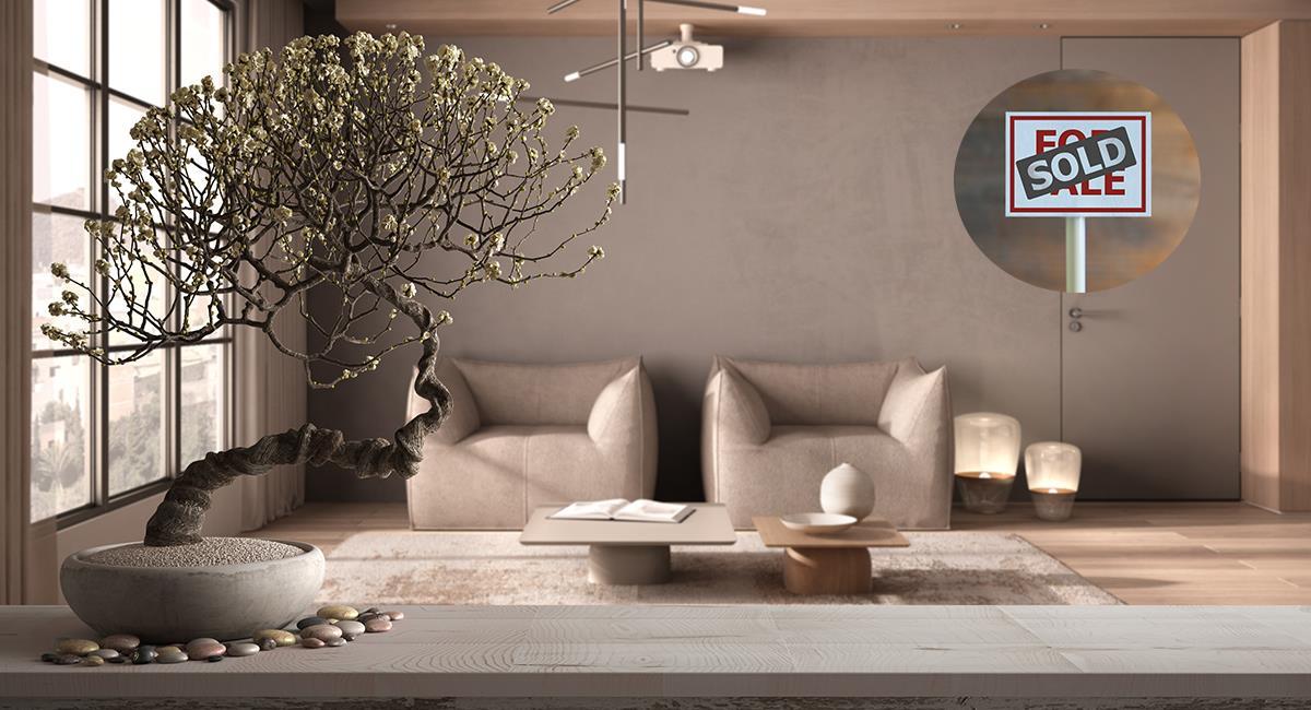 5 consejos del Feng Shui para vender una casa rápido. Foto: Shutterstock