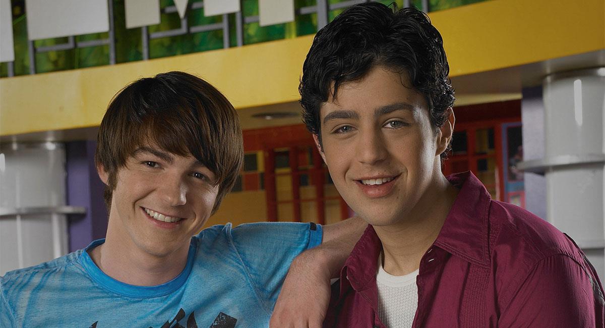 """""""Drake y Josh"""" es uno de los programas de Nick más recordados. Foto: Twitter @DrakeBell"""