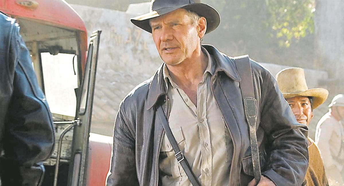 """Harrison Ford sufrió una lesión en el rodaje de """"Indiana Jones 5"""". Foto: Twitter @IndianaJones"""