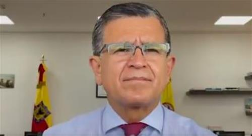 Hugo Acero, secretario de Seguridad de Bogotá, renuncia al cargo