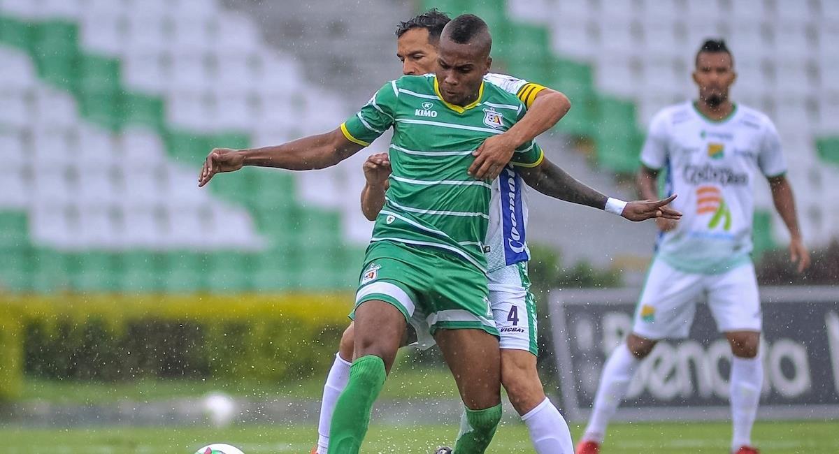Sigue la final entre Huila vs Quindío en vivo. Foto: Twitter Prensa redes Dimayor.