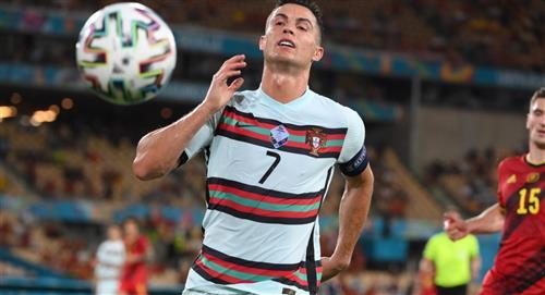 Cristiano Ronaldo eliminado de la Eurocopa