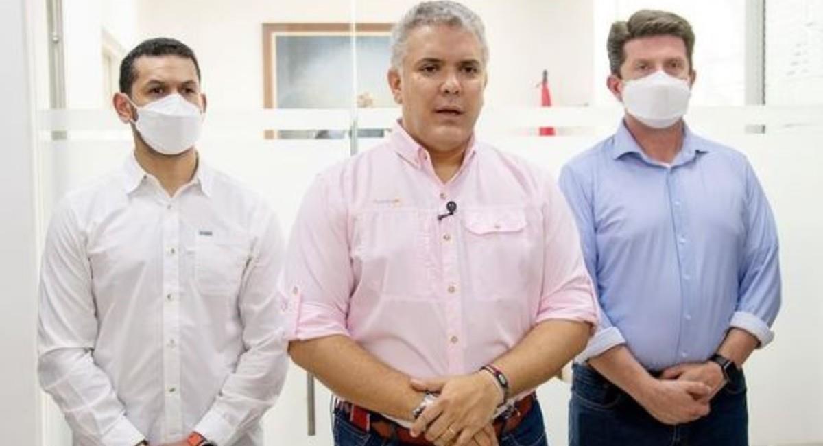 Ya se tendrían los rostros de los presuntos responsables. Foto: Instagram @ivanduquemarquez.