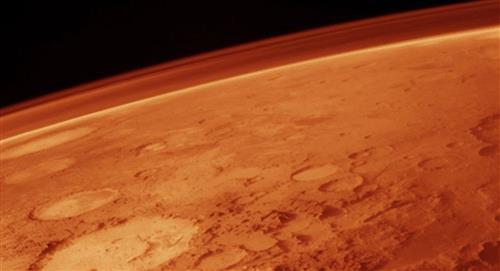 """El suelo 'marciano' contenía metano y todo era """"un misterio"""" hasta ahora"""