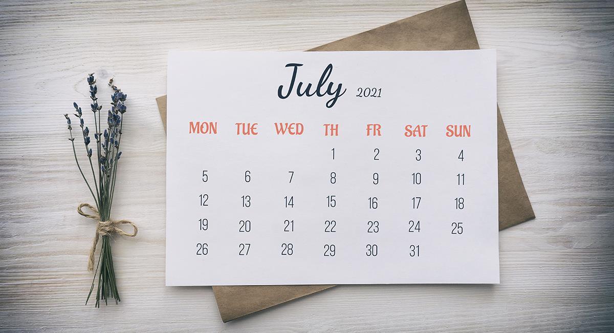Descubre qué podría pasar contigo en julio, según tu fecha de nacimiento. Foto: Shutterstock