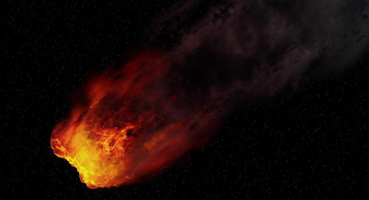 El asteroide podría llegar en unos 800 años, en 2.880. Foto: Pixabay