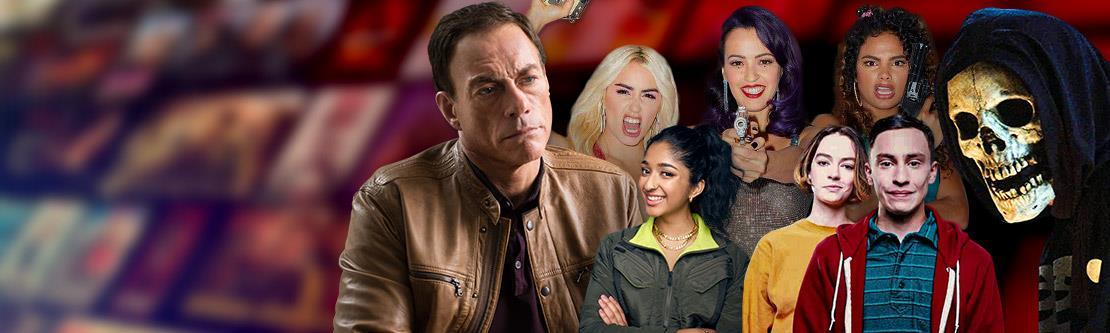Conoce los estrenos de Netflix para julio 2021