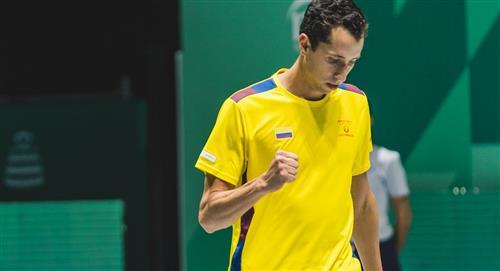 Daniel Galán, otro colombiano en los Juegos Olímpicos