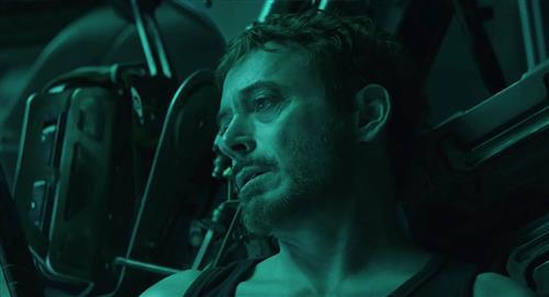 Robert Downey Jr entristeció a los fans de Marvel con una simple foto
