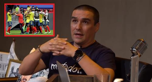 Tormenta de insultos a Matador tras victoria de Colombia