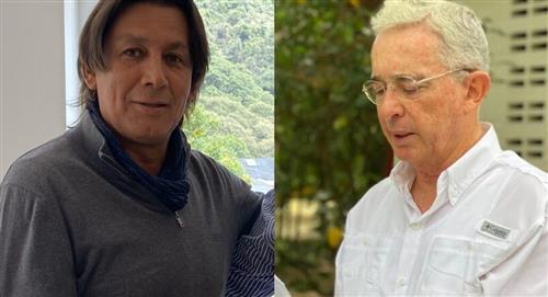 Le dicen 'lambón' a Pimentel por mensaje a Álvaro Uribe