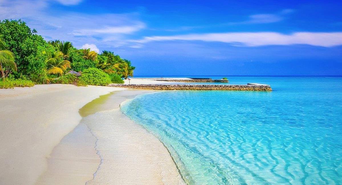 Ir a la playa, no tiene por que ser un riesgo. Aprende a disfrutar con la bioseguridad. Foto: Pixabay