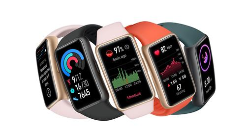 Weareables: Monitorea tus avances en el ejercicio con la Huawei Band 6