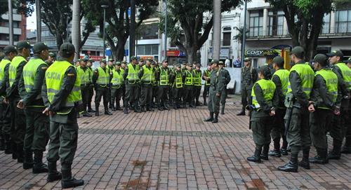 CIDH sugiere a Colombia separar la Policía y el Esmad del Ministerio de Defensa