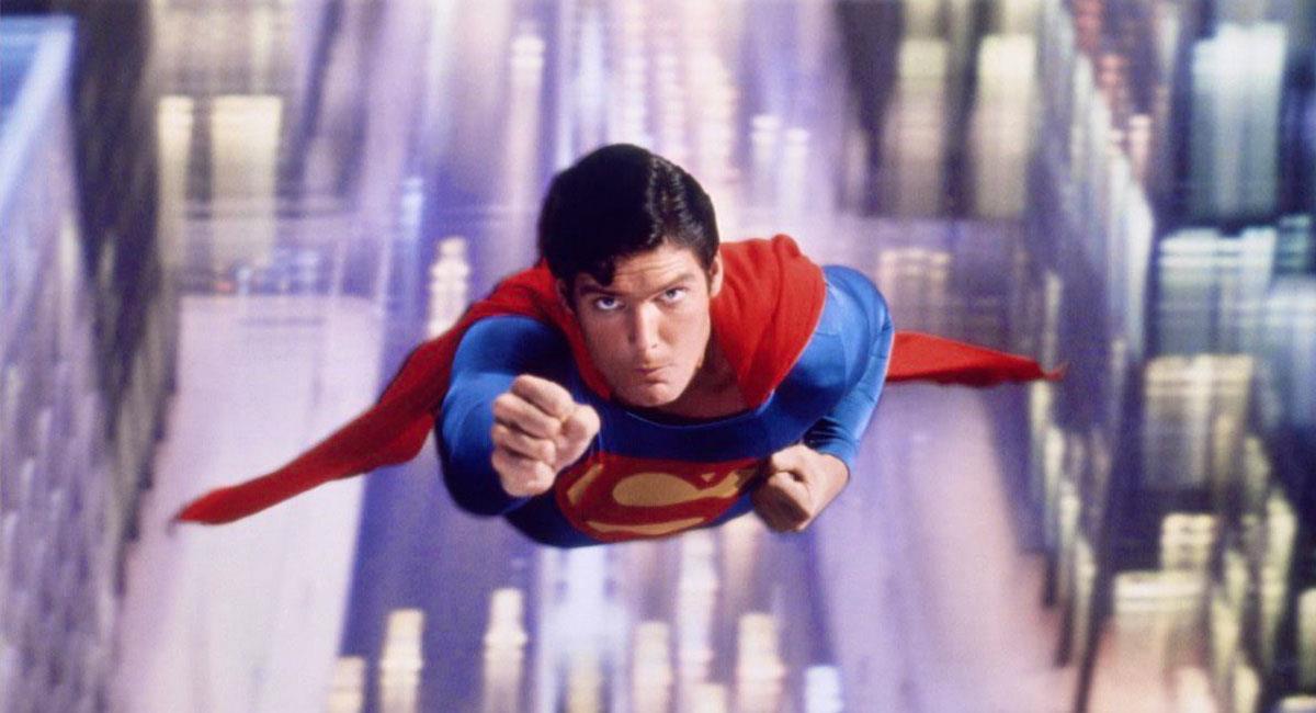 """""""Superman"""" fue una de las precursoras del 'boom' del cine de superhéroes. Foto: Twitter @NevilleFChambe1"""