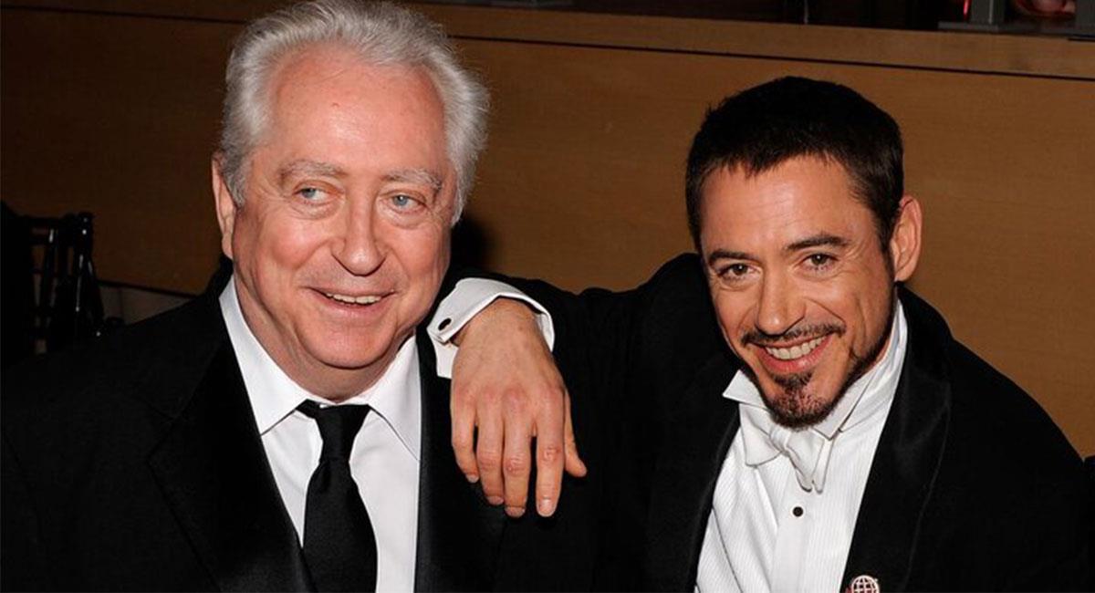 Robert Downey Sr fue un destacado director de Hollywood. Foto: Twitter @MarvelDato