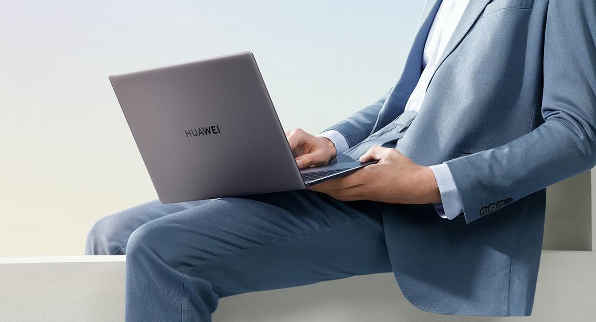 Ambos dispositivos forman la dupla ideal para el teletrabajo. Foto: Huawei