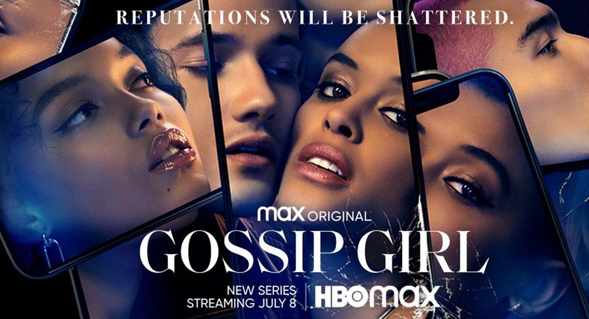 "El primer episodio del 'reboot' de ""Gossip Girl"" despertó buenas críticas. Foto: Twitter @gossipgirl"