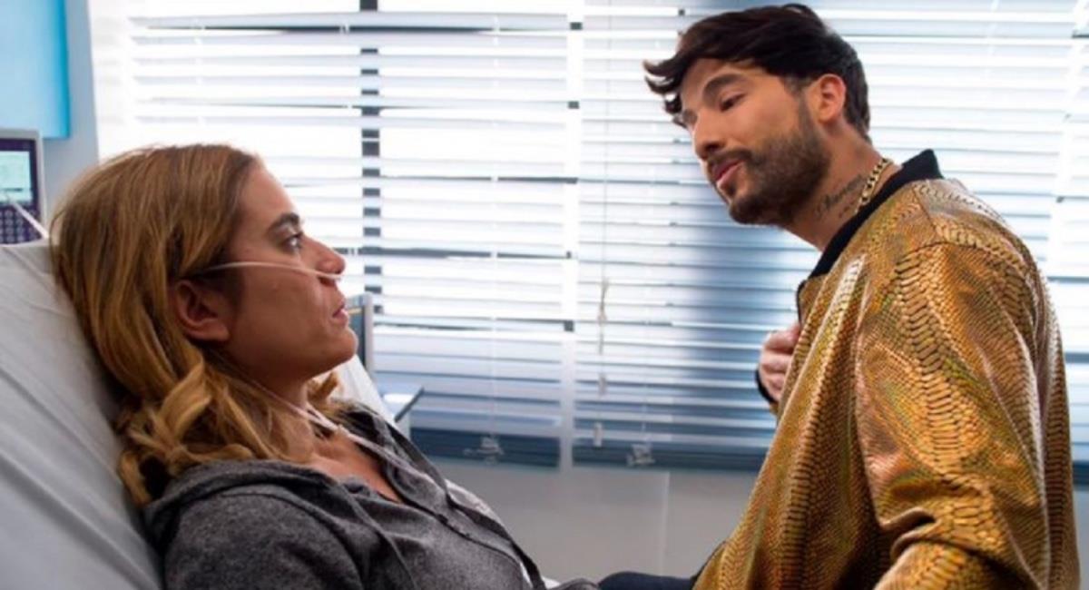 """La actriz tiene una """"fobia"""" bastante inusual. Foto: Caracol Televisión."""