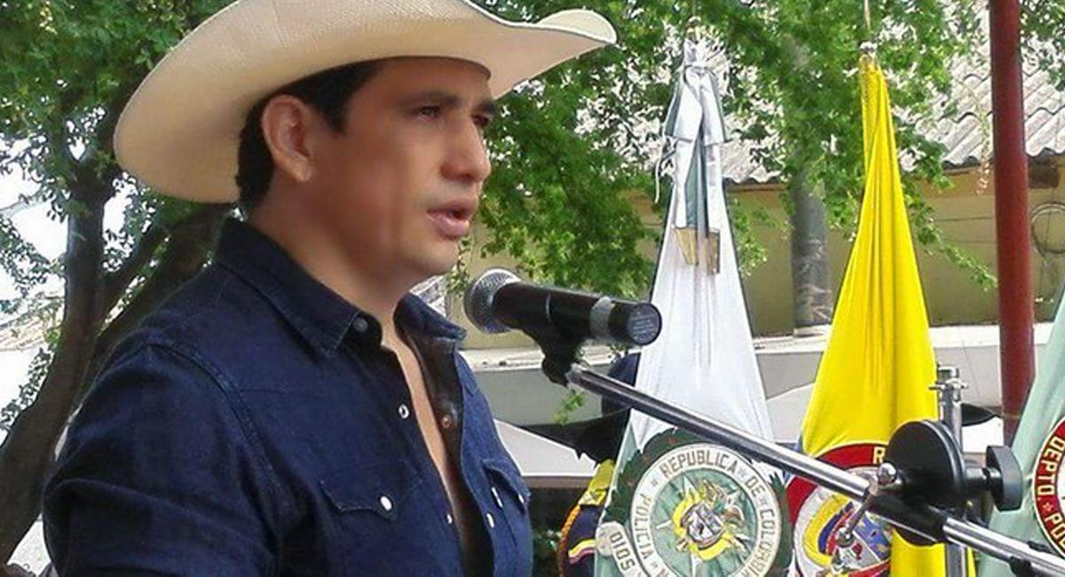 Carlos Cárdenas, exsenador de Casanare promueve un partido político propio de los llanos orientales. Foto: Twitter DiarioDeCas