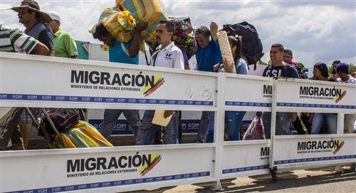 Colombia sigue avanzando en el estatuto de protección para migrantes venezolanos