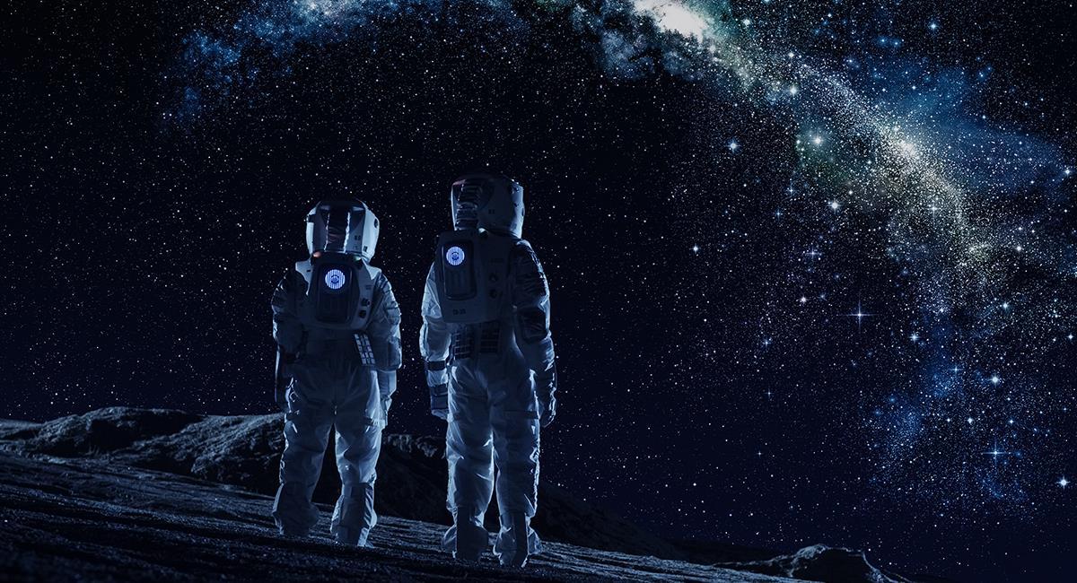 Así serían los paquetes de turismo de la primera agencia dedicada a los viajes espaciales. Foto: Shutterstock
