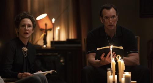 Encuentra en HBO MAX la aclamada cinta de terror 'El conjuro 3: el diablo me obligó a hacerlo'
