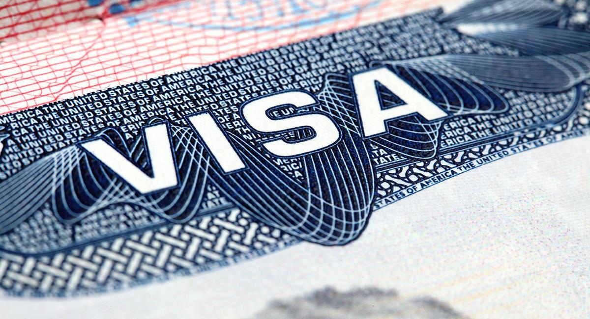 Vuelven a abrir citas en Colombia para solicitar visa estadounidense de turismo. Foto: Shutterstock