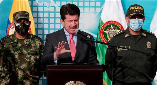 Duque dice que no se reunió con reclutador de exmilitares en Haití