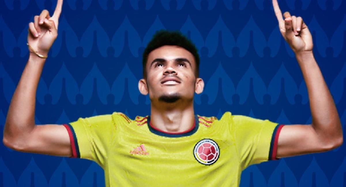 Luis Díaz es el jugador revelación de la Copa América 2021. Foto: Twitter @CopaAmerica