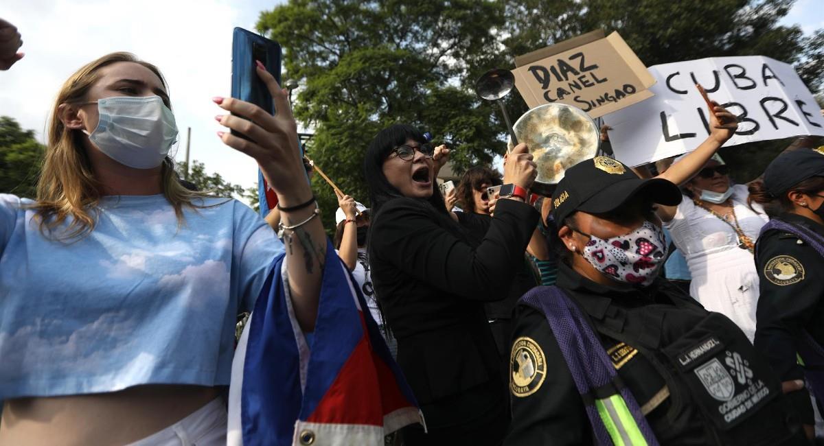 Este es el proceso que vive Cuba. Foto: EFE