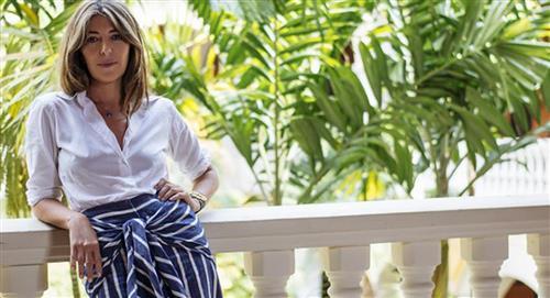 Nina García, una colombiana con poder en el mundo de la moda