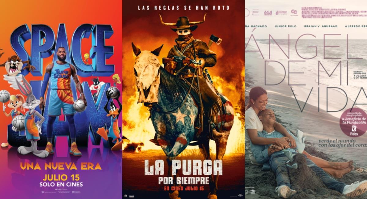 El plan ideal para este fin de semana con festivo. Foto: Cine Colombia.