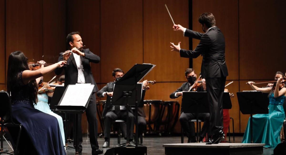 Se transmitirá este domingo 18 de julio desde la 1:30 p.m. Foto: Orquesta Filarmónica de Bogotá