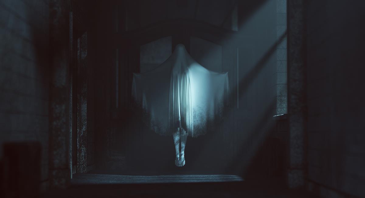 """Video: pareja graba extraños sucesos en su casa por la presencia de un """"fantasma"""". Foto: Shutterstock"""