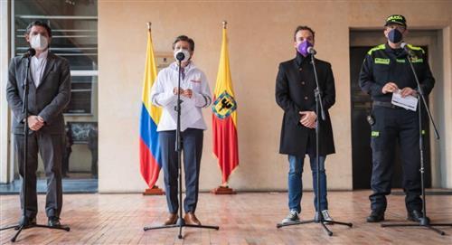 Claudia López anuncia capturas por ataques a la fuerza pública en Bogotá