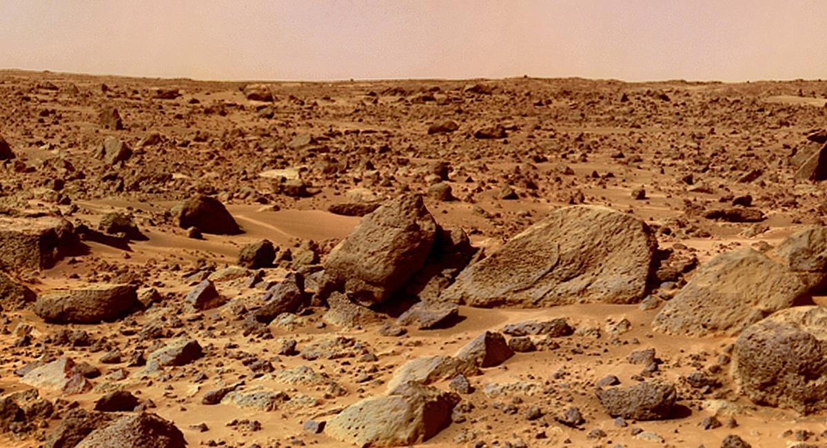 Los científicos aún no logran descifrar qué pasa con el metano del suelo marciano. Foto: Pixabay