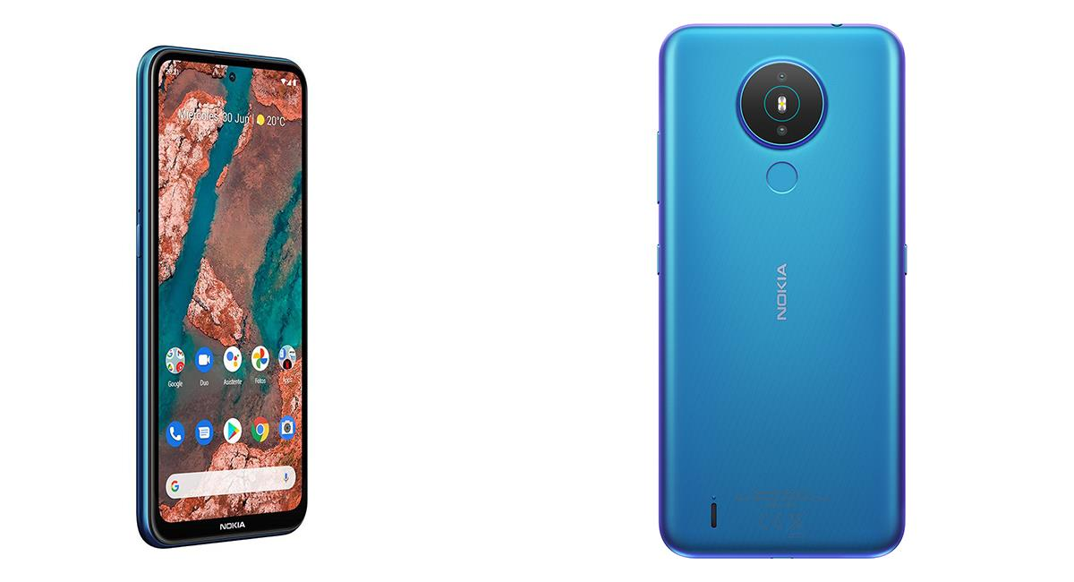 El nuevo smartphone brinda todas las funciones de una gama 'alta'. Foto: Nokia