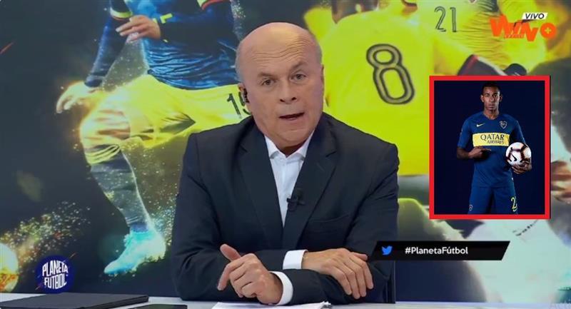 Carlos Antonio explotó contra Sebastián Villa