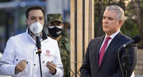 """Secretario Gobierno Bogotá: """"El Centro Democrático ganó dividiendo a los colombianos"""""""