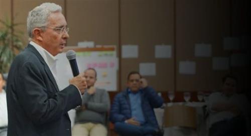 Se reanuda audiencia en contra del expresidente Uribe