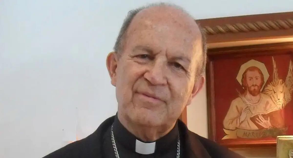 Monseñor, Alberto Giraldo Jaramillo. Foto: Episcopado Colombia
