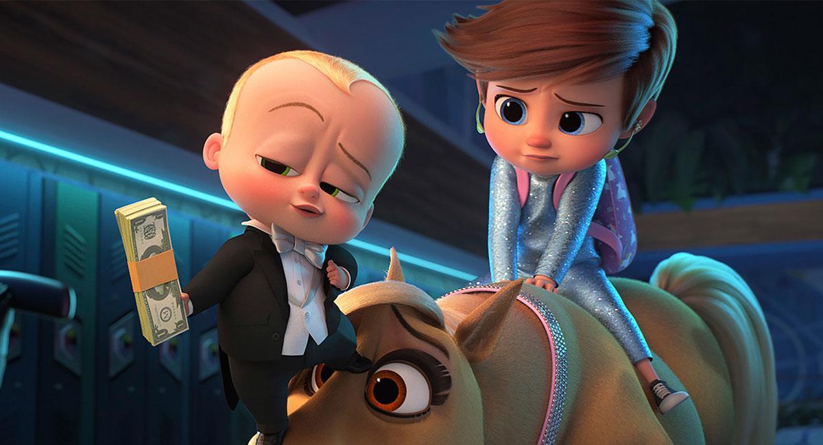 """""""Un Jefe en Palaes 2"""" es una de las cintas que llegan este fin de semana a las salas de cine en Colombia. Foto: Twitter @UniversalMX"""