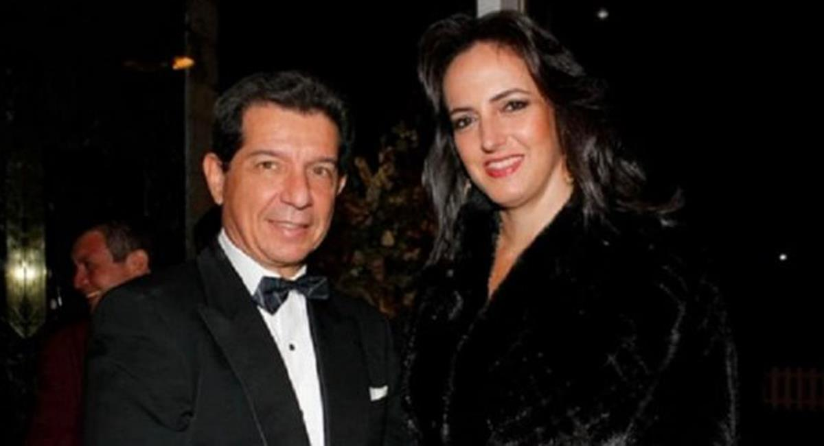 El presidente de Fedegan, José Félix Lafaurie es esposo de la senadora María Fernanda Cabal. Foto: Twitter @PublimetroCol