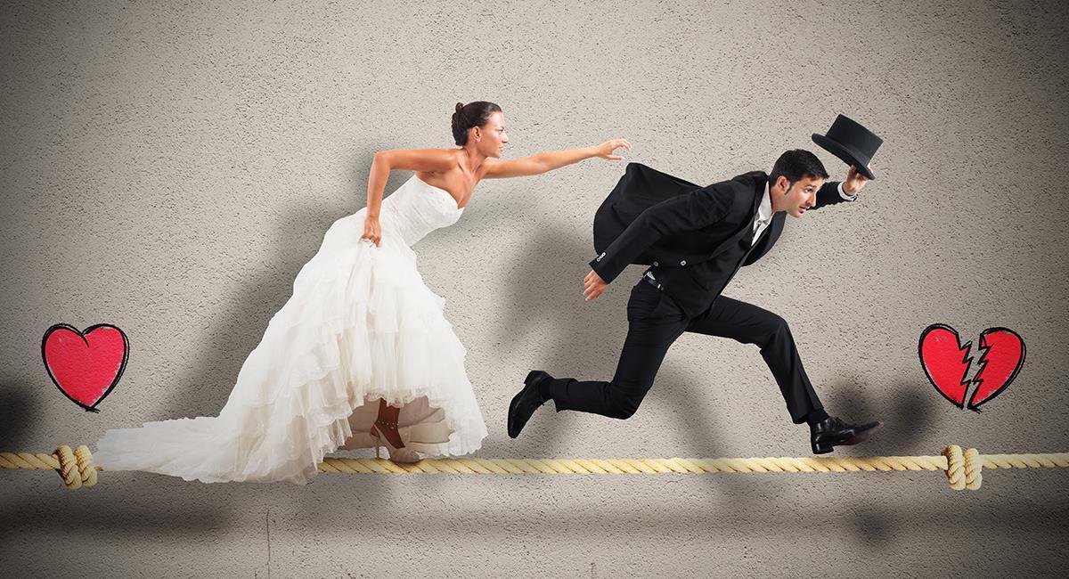 Estos 5 signos del zodiaco tienen menos probabilidades de casarse. Foto: Shutterstock