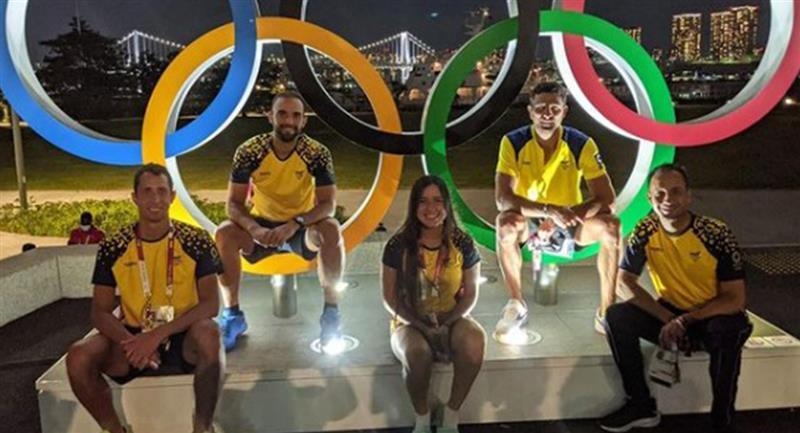 Programación de los Colombianos en los Juegos Olímpicos Tokio 2021