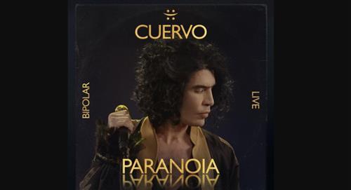'Paranoia', el primer sencillo del nuevo álbum de Andrés Cuervo titulado 'Bipolar'