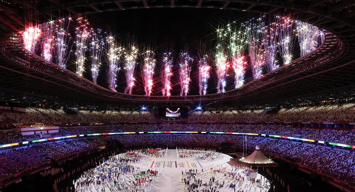 Estadio Olímpico Tokio 2021. Foto: EFE