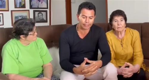 """""""La idea es generar lástima"""", broma de Jhonny Rivera a su mamá y una tía se hace viral"""