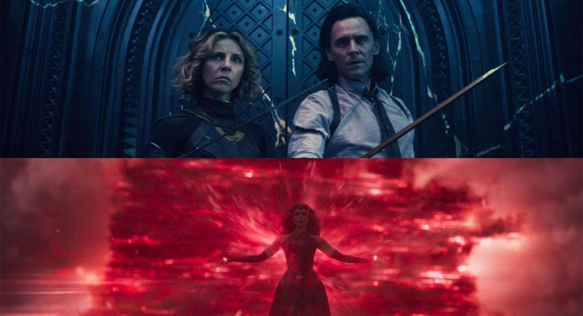 """""""Loki"""" y """"WandaVision"""" han abierto las puertas al 'Multiverso' de Marvel. Foto: Twitter @MarvelStudios"""